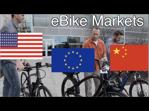 Perfect American eBike (Part 1) Global Backdrop and Motives