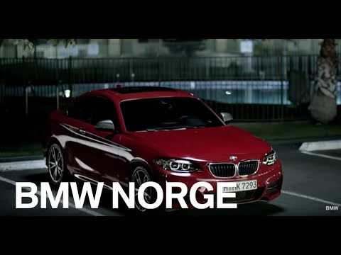 The first ever BMW 2 Series  Launchfilm