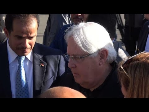 UN envoy arrives in Yemen to push Hodeida truce