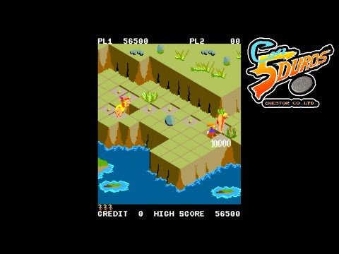 "JACK RABBIT  - ""CON 5 DUROS"" Episodio 835 (+ The Bugs Bunny Blowout / NES) (1cc) (2 loops)"