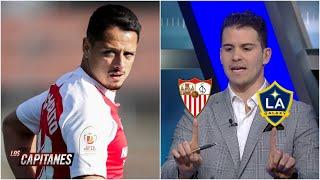 CHICHARITO EN PAUSA 'Sevilla sabe que hay dinero en LA y va por más': Sergio Dipp | Los Capitanes