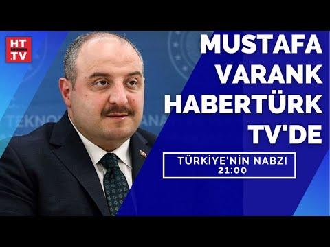 Bakan Varank Habertürk TV'de soruları yanıtlıyor | Türkiye'nin Nabzı – 28 Nisan 2021