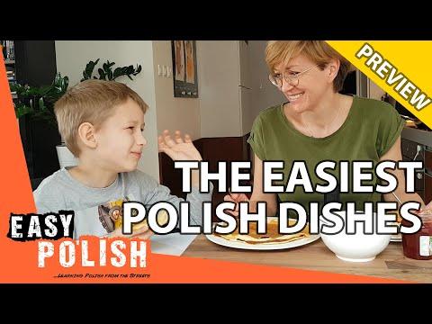 ZAPIEKANKI and NALEŚNIKI: the easiest Polish food you can make from home (PREVIEW) | Easy Polish 136 photo