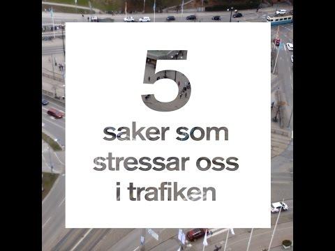 Undersökning – Stress i trafiken