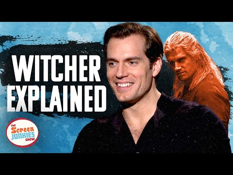 Henry Cavill Explains The Witcher