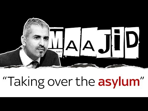Maajid Nawaz calls for UK to grant Asia Bibi asylum