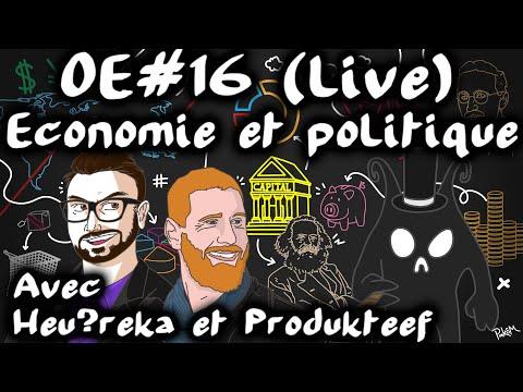 Economie et politique : Heu?reka et Produkteef - Ouverture d'Esprit 16
