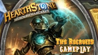 Hearthstone: The Recruits (GvG Gameplay)