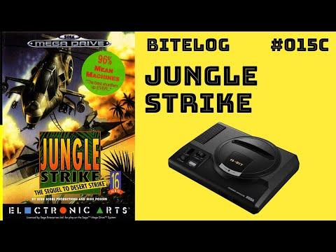 Jungle Strike (MEGA DRIVE) [BITELOG 015C] Completo