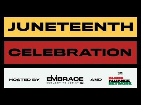 Juneteenth Celebration Hosted by Bleacher Report & Black Alliance Network