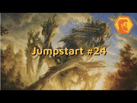 MTGA Jumpstart #24 - Espíritos Terrenos