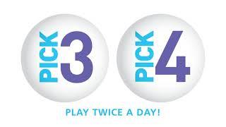 Pick 3/Pick 4, Day, June 20, 2021