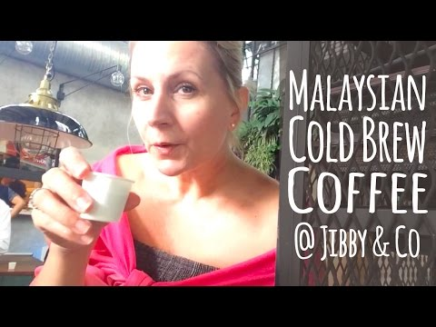 Malaysia Cold Brew Coffee by DEGAYO @ Jibby & Co in Subang Jaya