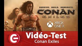 Vidéo-Test : [Vidéo Test] Conan Exiles - Xbox One X