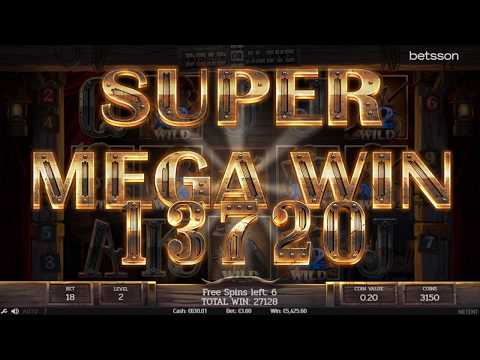 Big Win on Dead or Alive 2 | Betsson Casino