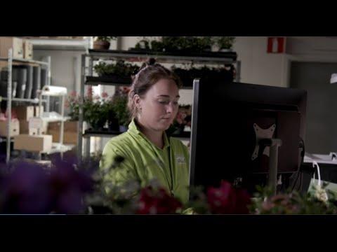 Handla i Blomsterlandets e-butik