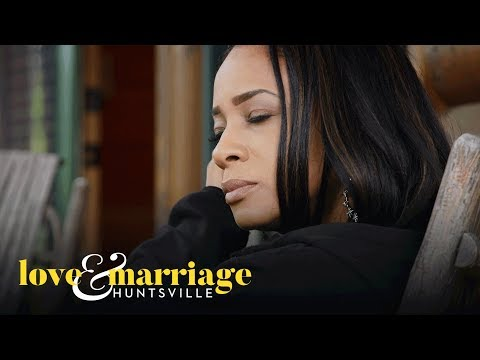 Kimmi Gets Emotional over Maurice's Decision | Love and Marriage: Huntsville | Oprah Winfrey Network