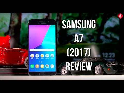 Samsung A7 (2017) Review: Pros, Cons, Specifications, Price | Digit.in