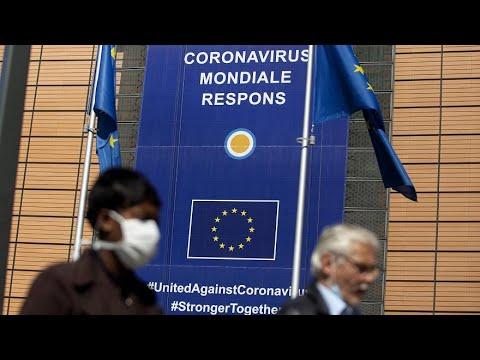EU recovery plan: Commission President Von der Leyen proposes €750bn virus aid plan