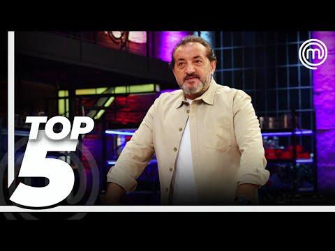 MasterChef'in 107. Bölümündeki En İyi 5 An | MasterChef Türkiye
