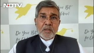 Kailash Satyarthi Makes A Global Call To Tackle Child Labour And Child Abuse - NDTV
