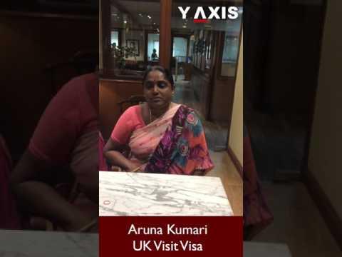 Aruna Kumari UK visit visa PC Jyothi