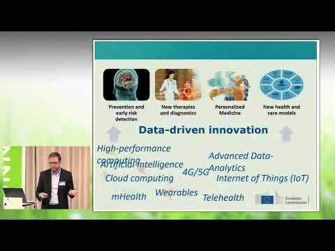Informationsmöte om finansieringsmöjligheter inom IKT och hälsa i Horisont 2020, del 3