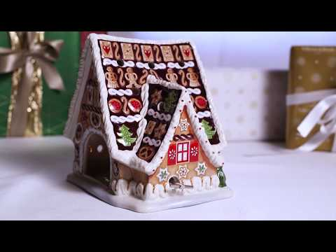 Winter bakery decoration | FESTIVE CHRISTMAS IDEAS | Villeroy & Boch