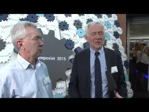 Intervju med Victor Norman og Jørn Rattsø