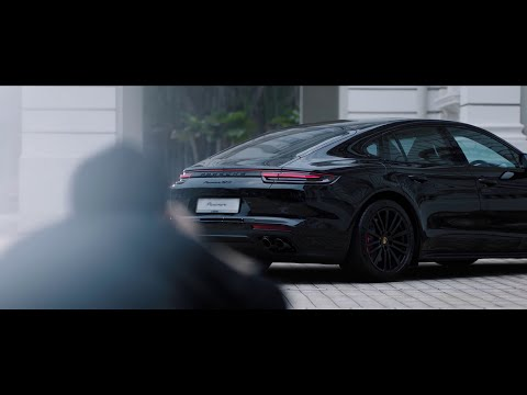 The Porsche Panamera - Stories about Courage: Russel Wong