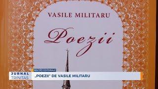 """Poezii"" de Vasile Militaru"