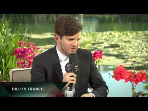 Dillon Francis Interview - Coachella 2017