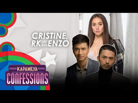 Kapamilya Confessions with RK Bagatsing and Enzo Pineda
