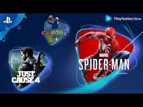 PlayStation Now - April 2020 New Games | PS4