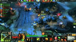 Team Tinker vs VirtusPro Game 2 - MSI Beat IT Qualifier @TobiWanDOTA @DotaCapitalist
