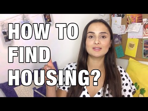 How to find housing