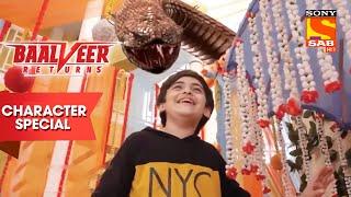 क्या Baalveer Vivaan को Snake Demon से बचा पाएगा? - Baalveer Returns - Character Special - SABTV