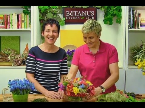 Episode 130-Spring Centrepiece with Elke & Pam