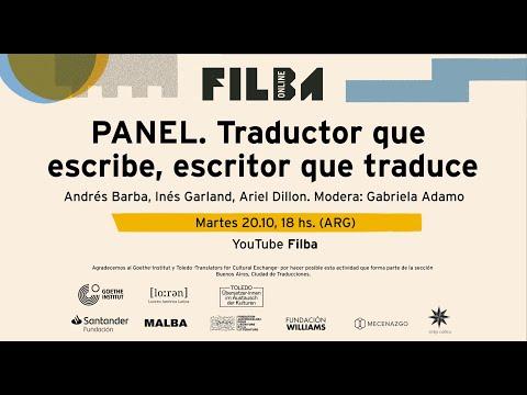 Vidéo de Andrés Barba