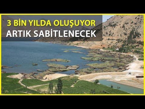Baraj Gölündeki Yüzen Adalar Sabitlenecek