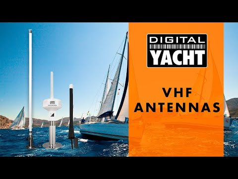 VHF Antennas - Digital Yacht