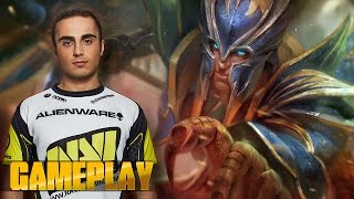 KuroKy Playing Skywrath Mage (Gameplay)