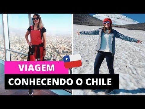 Viagem para o Chile: Santiago e Puerto Varas | Dicas de Viagem