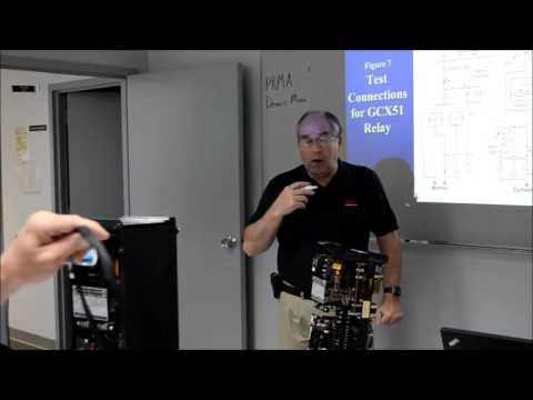 AVO Training Protective Relay Maintenance Advanced course