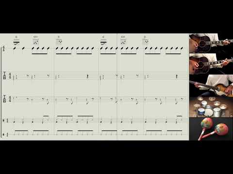 Band Score : P.S. I Love You - The Beatles