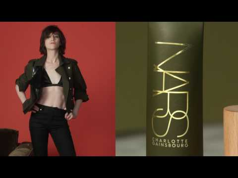 The Charlotte Gainsbourg for NARS Collection The Charlotte Gainsbourg for NARS Collection presents the iconic chanteuse's signature style through François Nars' vision of beauty.