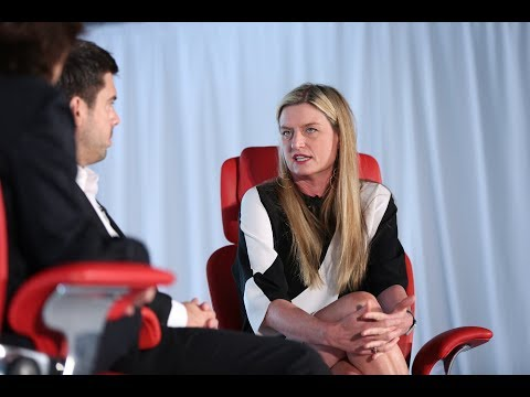connectYoutube - Full interview: Williams-Sonoma CEO Laura Alber | Code Commerce Fall 2017