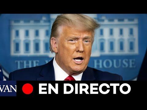 DIRECTO: Trump organiza la presentación anual del pavo de Acción de Gracias