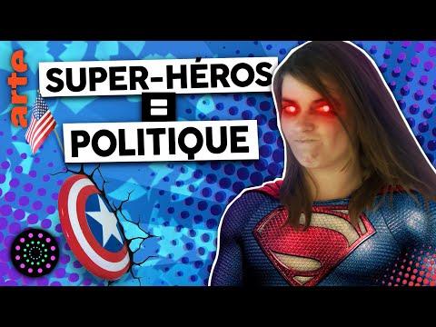 Les super-héros sont-ils tous de droite ? | C'est une autre histoire | Le Vortex #42