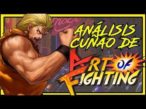 Análisis Cuñao de Art of Fighting (Neo Geo)